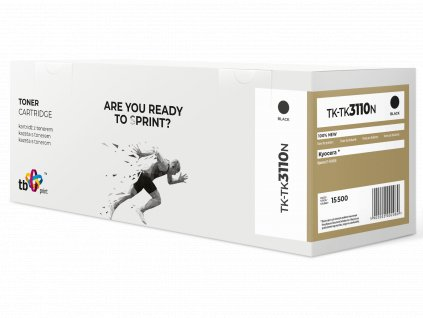 Toner TB kompatibilní s Kyocera TK-3110, Black