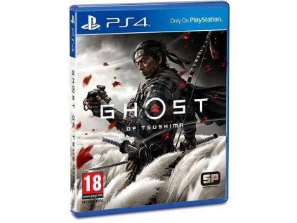 PS4 - Ghost of Tsushima