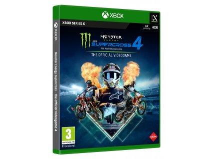 XSX - Monster Energy Supercross 4