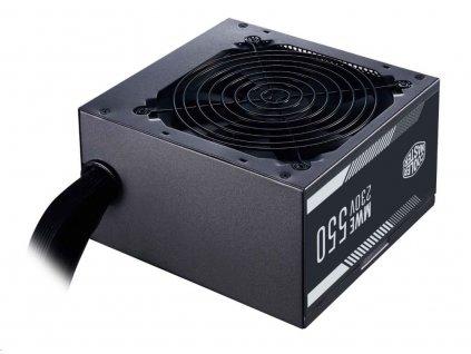 Cooler Master zdroj MWE White 550W V2, 120mm, 80+