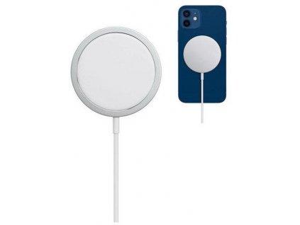 COTEetCI magnetická bezdrátová nabíječka 15W (kompatibilní s iPhone 12 MagSafe)