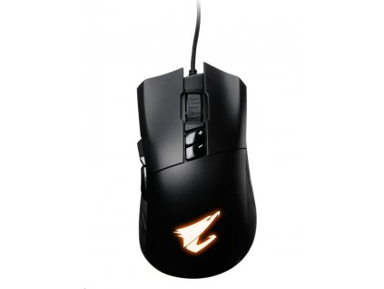 GIGABYTE Myš Mouse AORUS M3, USB, Optical, up to 6400 DPI