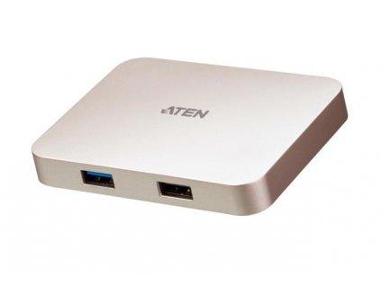 ATEN USB-C Ultra 4K Gaming Mini Dock