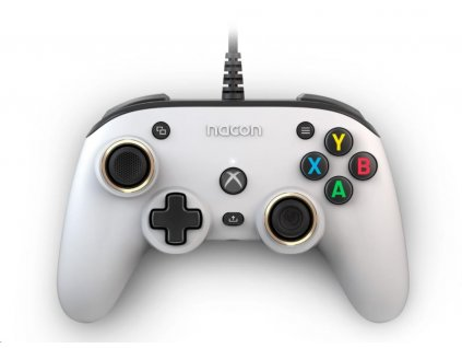 Herní ovladač Nacon Pro Compact - White