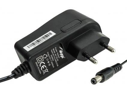 TRX Akyga nabíječka pro modemy/ routery/ switche/ kamery/ monitory/ tiskárny/ 220V/ 5V/ 2A/ 5.5 x 2.1 mm/ neoriginální
