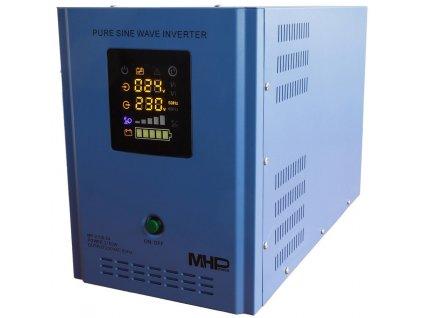 MHPower měnič napětí MP-2100-24, střídač, čistý sinus, 24V, 2100W
