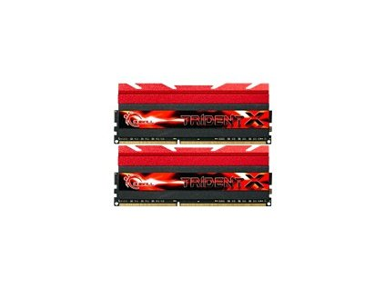 G.SKILL TridentX DDR3 16GB 2x8GB 2400MHz CL10 1.65V XMP