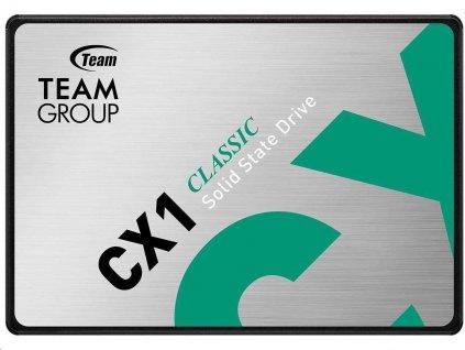 """Team SSD 2.5"""" 480GB CX1 (530/470 MB/s)"""