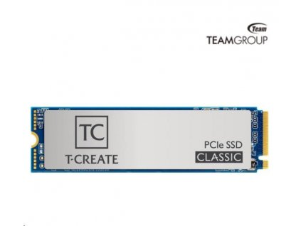 T-CREATE SSD 1TB CLASSIC M.2 PCIe Gen3.0 x4 with NVMe (2100/1700MBs)