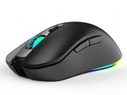 Sandberg bezdrátová optická myš Sniper 2, 2400dpi, černá