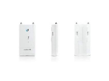 Ubiquiti Rocket5 AC Lite, venkovní, 5GHz AC, 2x RSMA, AirMAX AC