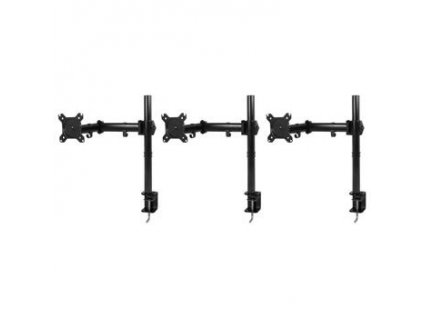 ARCTIC Z3 Basic – Triple Monitor Arm - black