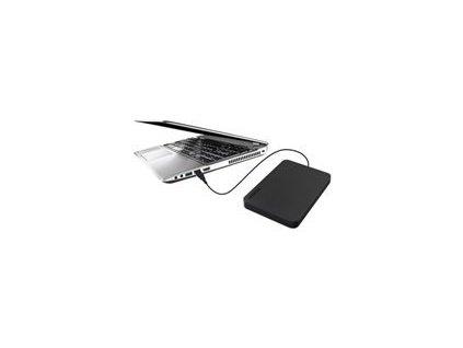 TOSHIBA HDTB440EK3CA Toshiba externí HDD Canvio Basics 2018 2.5 4TB USB3, černý