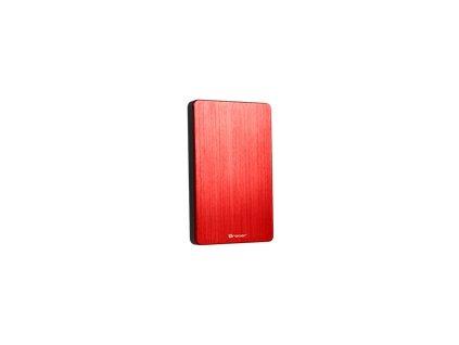 TRACER TRAOBD46397 Tracer 724 AL externí box pro HDD USB 3.0 HDD 2.5 SATA červená