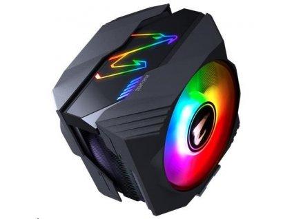 GIGABYTE chladič CPU cooler ATC800, RGB Ligthing, AORUS