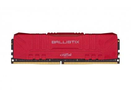 32GB DDR4 3200MHz Crucial Ballistix CL16 2x16GB Red