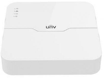 UNV NVR NVR301-08LB-P8, 8 kanálů, 8x PoE, 1x HDD, easy