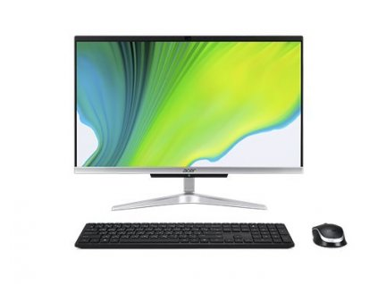 """Acer Aspire C24-963 ALL-IN-ONE 23,8"""" IPS LED FHD/ Intel Core i3-1005G1/4GB/256GB SSD/W10 Pro"""