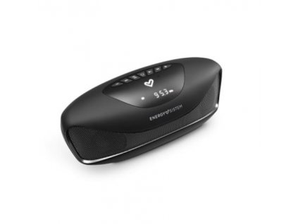 ENERGY Music Box BZ4+ (Bluetooth 5.0, TWS, 12 W, USB/SD, FM, Audio-In, Hands-free function and display)