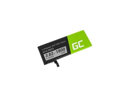 GREENCELL BP40 Baterie Green Cell pro Apple iPhone 6 1810mAh 3.82V