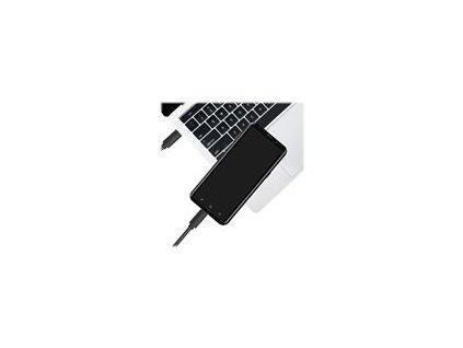 LOGILINK CU0128 LOGILINK - Propojovací kabel USB-C 3.1 Gen2 0.5m, černá