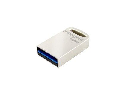 INTEGRAL INFD16GBFUS3.0 Flashdrive Integral USB metal Fusion 16GB transfer up to 140 MB/s