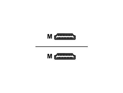 UNITEK Y-C143 Unitek BASIC kabel HDMI v.1.4 M/M 15m, pozlacený