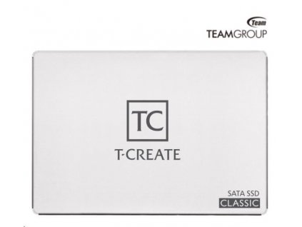 "T-CREATE SSD 2.5"" 1TB CLASSIC (550/520 MB/s)"
