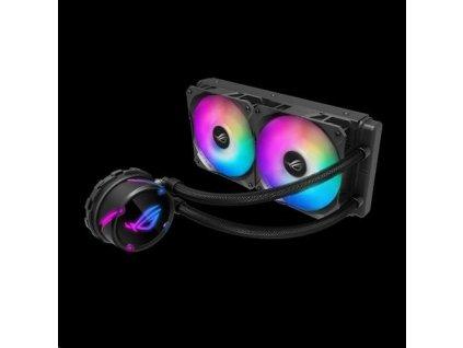 ASUS vodní chladič CPU AIO ROG STRIX LC 240 RGB, 2x120mm