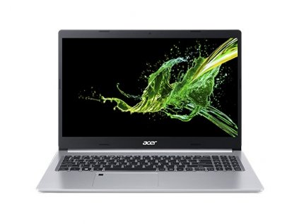 """Acer Aspire 5 (A515-55-50D5) Core i5-1035G1/4GB+4GB/512GB SSD/15.6""""FHD Acer IPS LED LCD/W10 Home/Silver"""
