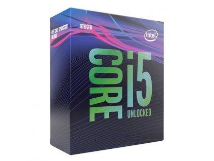 INTEL Core i5-9600K 3.7GHz/6core/9MB/LGA1151/Coffee Lake Refresh/overclocking/bez chladiče