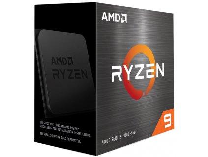 AMD Ryzen 9 5900X / Ryzen / LGA AM4 / max. 4,8GHz / 12C/24T / 64MB / 105W TPD / BOX bez chladiče