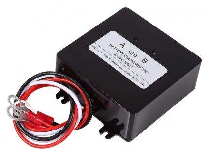 GOOWEI ENERGY balancér pro 2x12V Pb baterie HA01