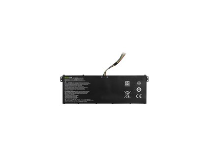 GREENCELL Battery AC14B3K AC14B8K for Acer Aspire 5 A515 A517 R15 R5-571T Spin 3 SP315-51 SP513-51 Swift 3 SF314-52