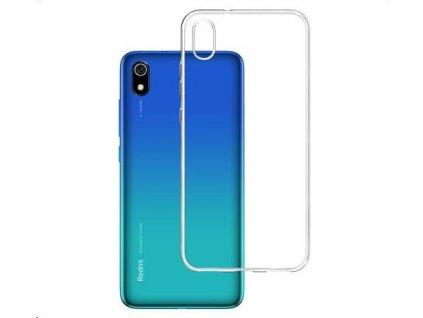 Pouzdro 3mk Clear Case Xiaomi Redmi 7A čiré