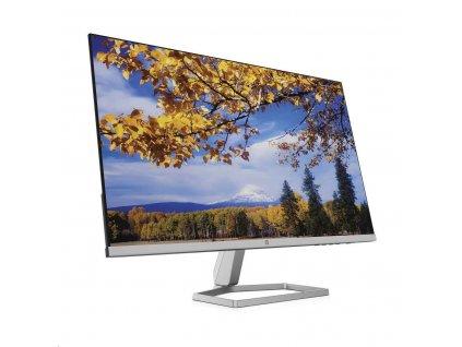 "LCD HP M27f;27""; IPS matný; FHD 1920x1080; antireflexní; Led podsvícení;10M;VGA;HDMI;Flicker Free;Low Blue Light"