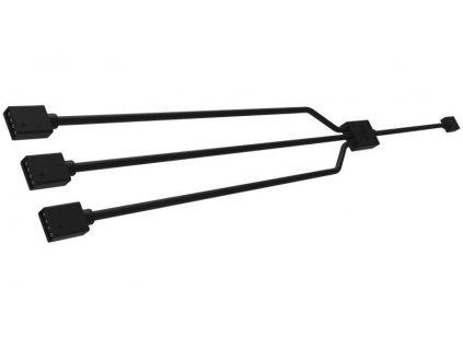 Cooler Master kabel k ovladači RGB LED ventilátorů, 4 pin