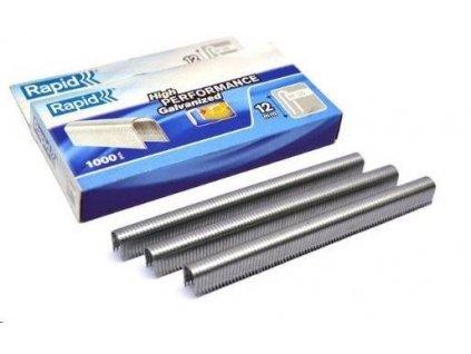 Sponkovací kleště - Rapid 36 náplň 12mm, pozink (1000 ks)