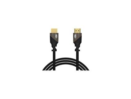 BLOW 92-641# BLOW PREMIUM kabel HDMI-HDMI 3m, černý