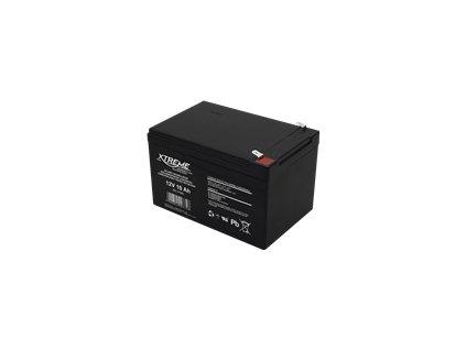 BLOW 82-215# XTREME Nabíjecí gelová baterie 12V 10Ah
