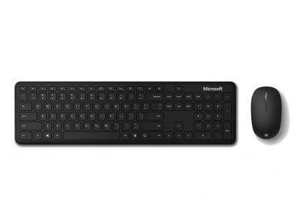Microsoft Bluetooth Desktop, Black, CZ&SK