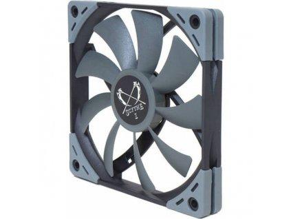 SCYTHE KF1215FD12-P Kaze Flex 120 mm Slim PWM Fan 300-1200 rpm