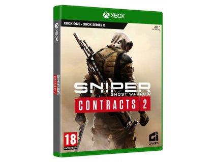 XONE/XSX - Sniper : Ghost Warrior Contracts 2