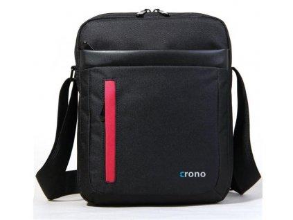 """Brašna Crono CB10051 8"""" black"""