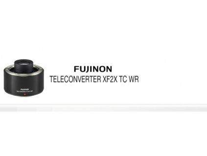 Fujifilm FUJINON XF2x TC WR - telekonvektor