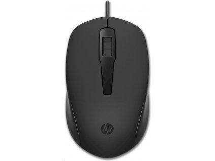 HP 150 Wired Mouse - drátová myš