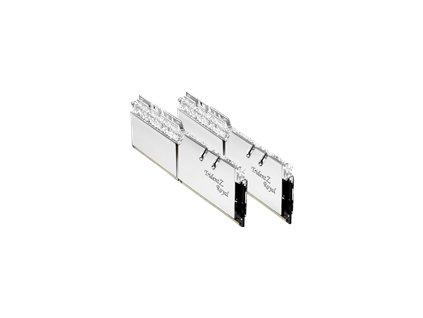 G.SKILL Trident Z Royal DDR4 16GB 2x8GB 4400MHz CL18 1.4V XMP 2.0 Silver