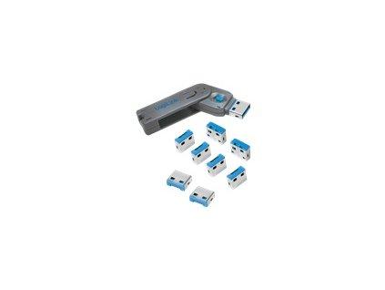 LOGILINK AU0045 LOGILINK - USB port blocker