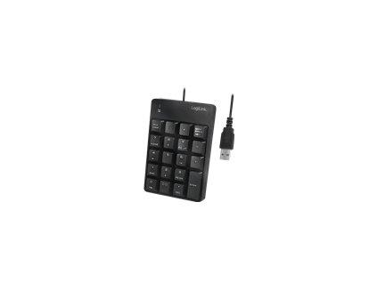 LOGILINK ID0184 LOGILINK - Numerická klávesnice s USB