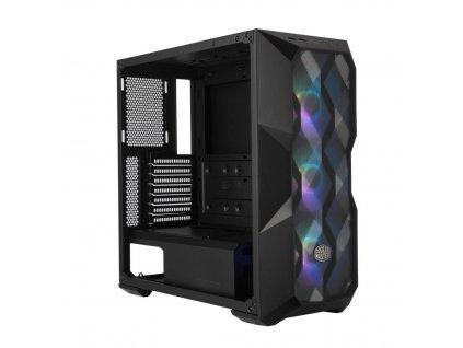 COOLER MASTER PC skříň MASTERBOX TD500 MESH ARGB, černá